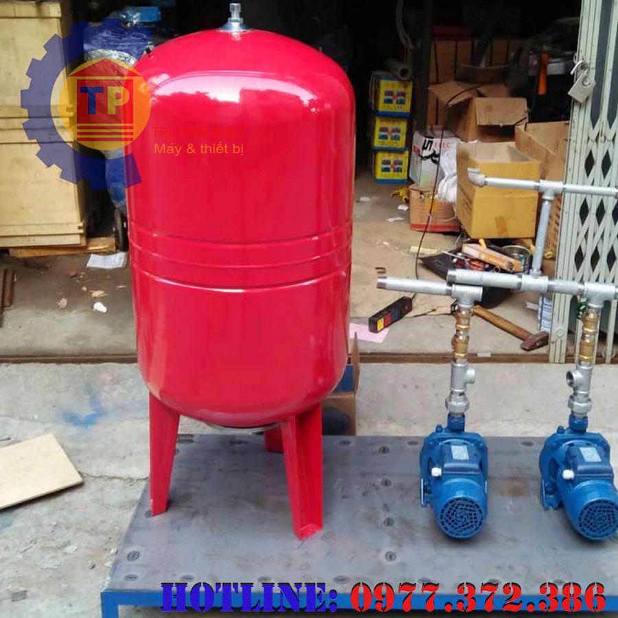 Bình tích áp Aquasystem 500 lít
