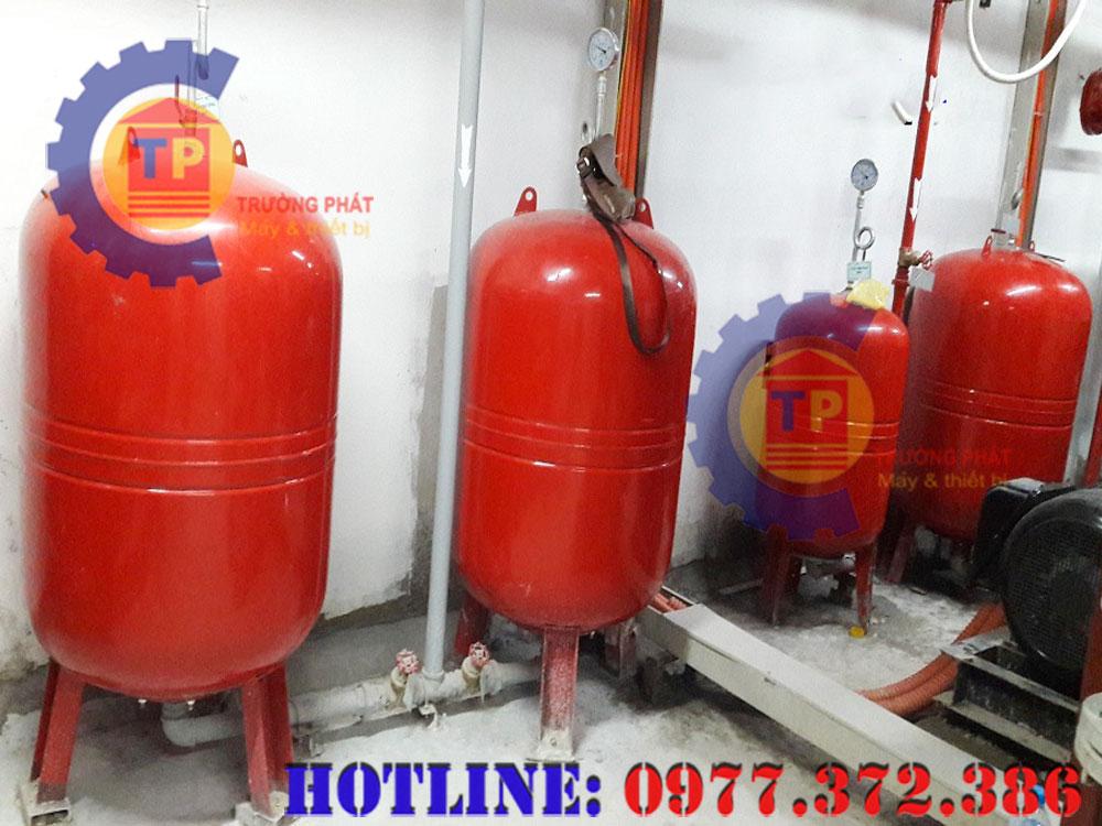 Bình tích áp Aquasystem 24 lít áp lực 10 Bar