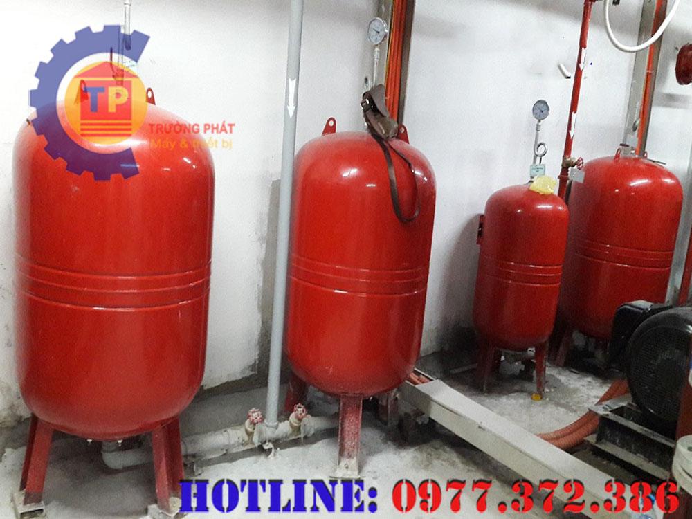 Bình tích áp Aquasystem 100 lít