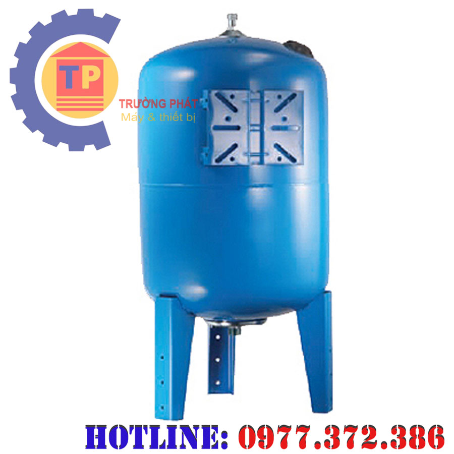 Lắp đặt bình tích áp trong hệ thống và cách bảo trì bình tích áp