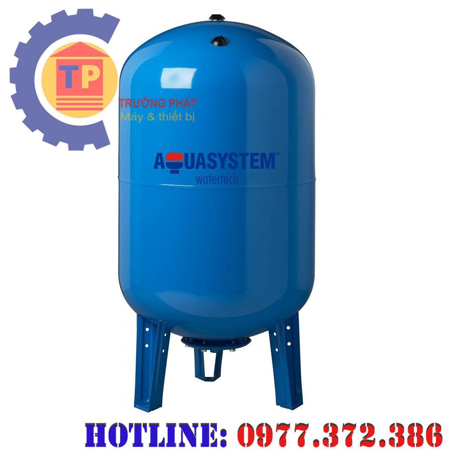 Bình tích áp Aquasystem 50 lít áp lực 10 Bar